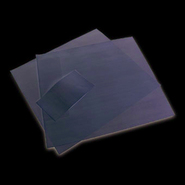 Non-stick coated cover sheet, 46cm x 49cm