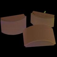 Austauschbodenplatte für Kappenpressen 7,5cm x 14,5cm