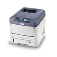 OKI Pro7411WT White Toner Printer A4