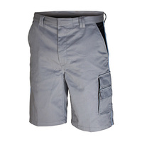 Contrast Work Shorts