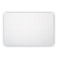 10er Pack Puzzle, 252 Teile, 380mm x 260mm, A3