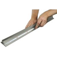 Alu Sicherheits Schneidelineal 65 cm