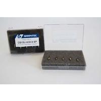 5 Schleppmesser flock für Graphtec CB15U-K30-5 SP
