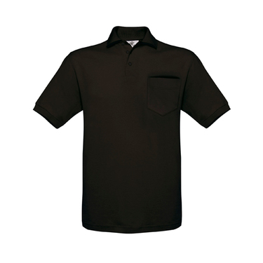 Polo Safran Pocket / Unisex