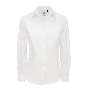 Poplin Shirt Heritage Long Sleeve / Women