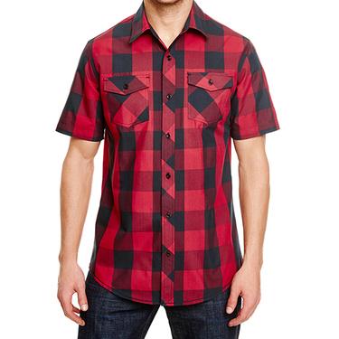 Buffalo Plaid Woven Shirt
