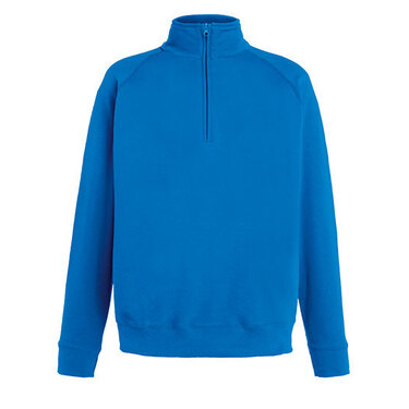 New Lightweight Zip Neck Sweat
