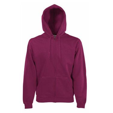 Classic Hooded Sweat Jacket