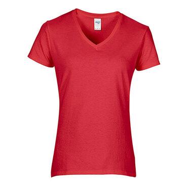 Premium Cotton® Ladies? V-Neck T-Shirt