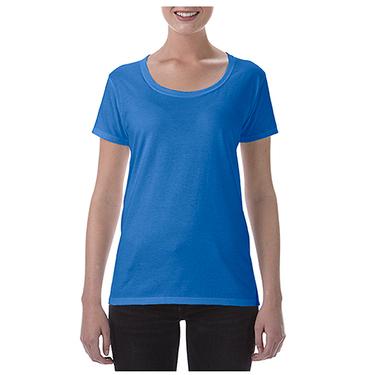 Softstyle® Ladies? Deep Scoop T-Shirt
