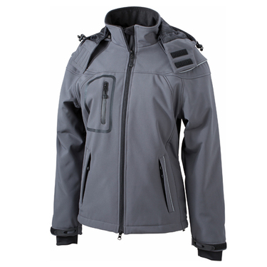 Ladies? winter softshell jacket