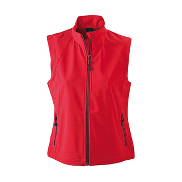 Ladies`Softshell Vest