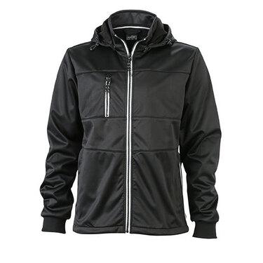 Men´s Maritime Softshell-Jacket