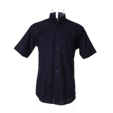 Mens Workwear Oxford Shirt Short Sleeve