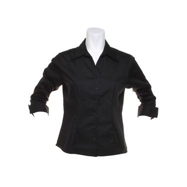 Women´s Corporate Oxford Shirt 3/4-Sleeve