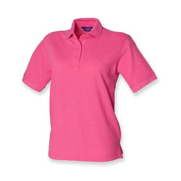 Ladies 65/35 Classic Piqué Polo Shirt