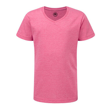 HD T-Shirt mit V-Ausschnitt für Mädchen