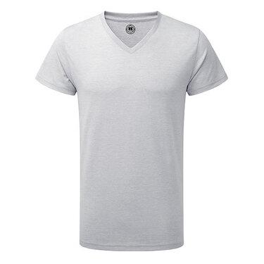 HD Herren T-Shirt mit V-Ausschnitt