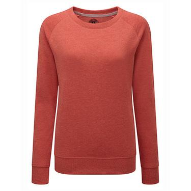 Ladies? HD raglan sweatshirt