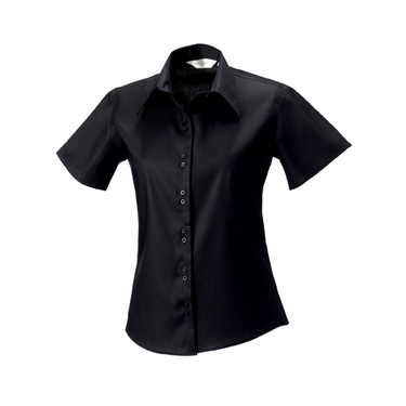 Ladies´ Short Sleeve Ultimate Non-Iron Shirt