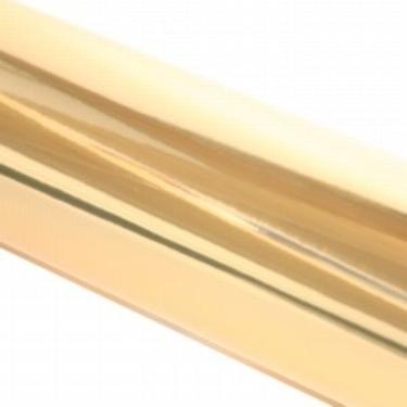 Ritrama chrom gold, 61cm x 10m