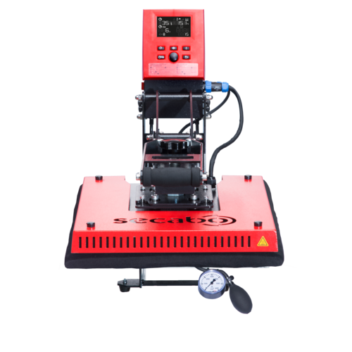 Secabo prensa térmica TC7 SMART MEMBRAN modular 40cm x 50cm con Bluetooth