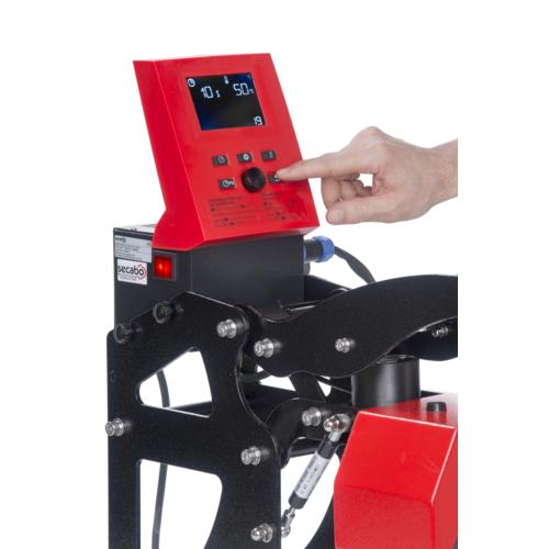 Secabo TCC SMART automatic cap press