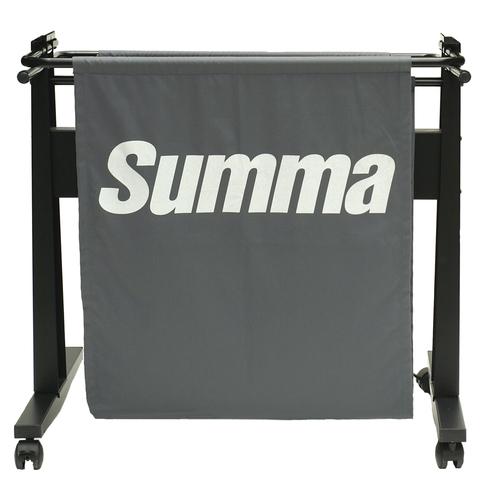 Soporte con cesta para SummaCut D60R-2E