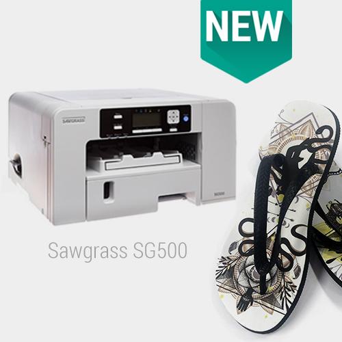 Sublimación Sawgrass Virtuoso SG500 A4 Profi Box