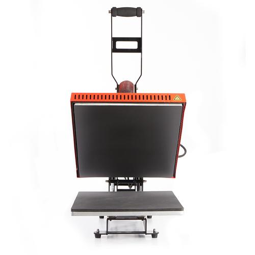 Secabo TC7 Lite mit Schnellwechsler und Wechselplattenset