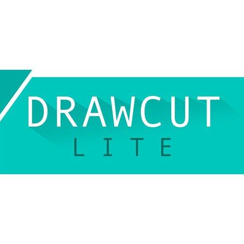 DrawCut LITE cutting software single license