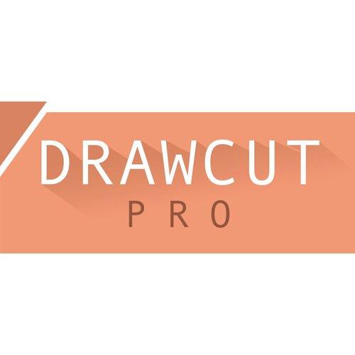 DrawCut PRO cutting software single license