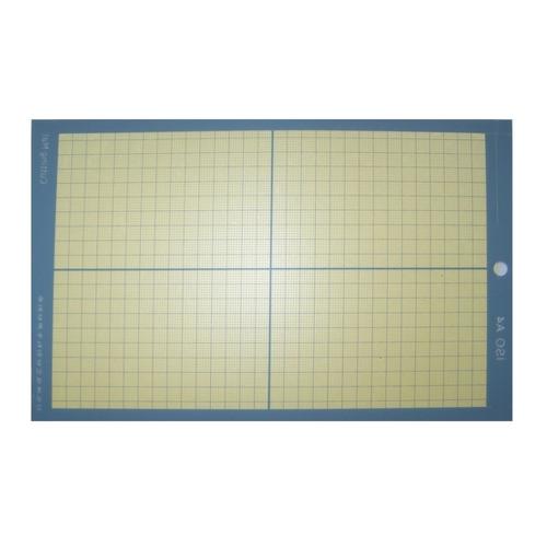 5 plot mats A4