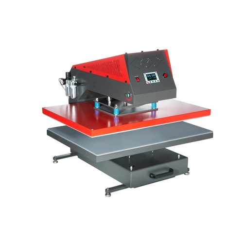 Secabo TP10 pneumatic heat press 80cm x 100cm
