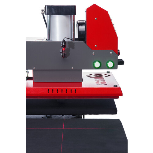 Secabo TPD7 PREMIUM prensa térmica neumática