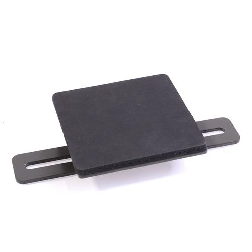 Piatto intercambiabile per termopresse Secabo 15cm x 15cm