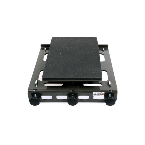 Quick-change system for exchangeable base plates for TPD7