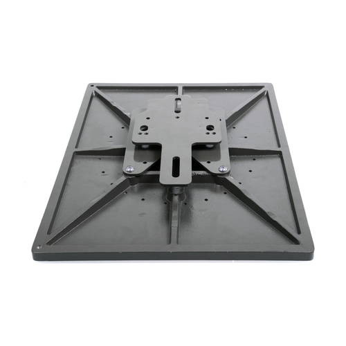 USED - adapter for base plate and S.-W. Secabo TC5 SMART and TC7 SMART