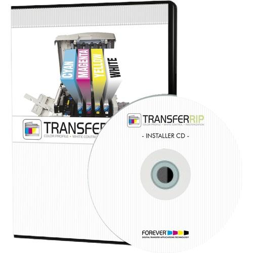 TransferRIP software for OKI white printers