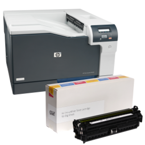 Big Ghost printer A3 + white toner