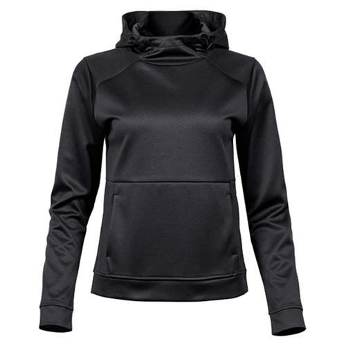 Sudadera con capucha de rendimiento para mujer