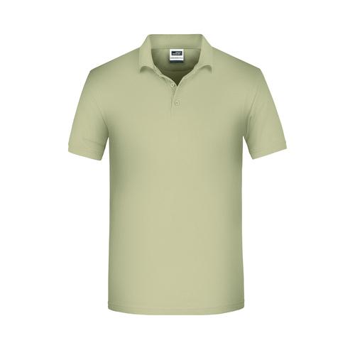 Men's organic workwear polo