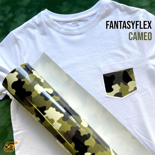 SEF Flexfoil FanatasyFlex Blue Snake 04, 1 mx 50 cm