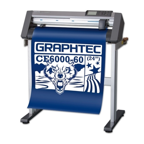 Graphtec CE6000-60 + Secabo TC7 SMART Press