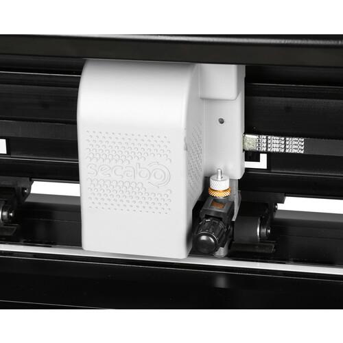Secabo S120 II mit LAPOS² Starter Box