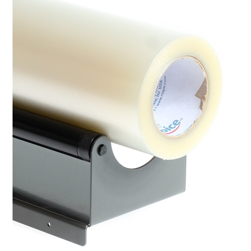 dispenser for application tapes up to 61cm width