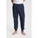 Pantalon de survêtement avec poignets et poche zippée